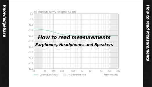 How To Read Measurements Earphones Headphones And